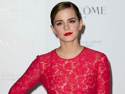 Emma Watson uczy się życia