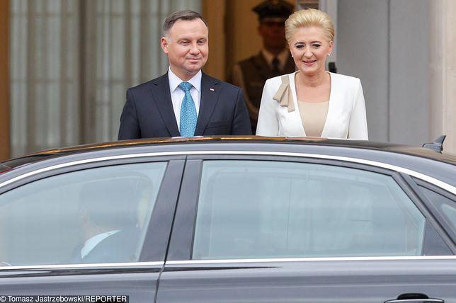 Andrzej Duda w najnowszym sondażu. Potężny wzrost poparcia prezydenta