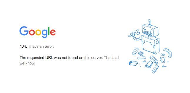 Chcąc wyświetlić dodatek w Chrome Web Store, obecnie można trafić tylko na komunikat o błędzie.