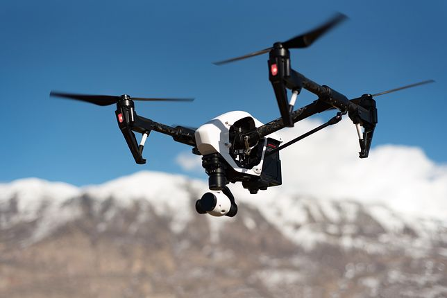 Quadcopter to jeden z najpopularniejszych modeli dronów