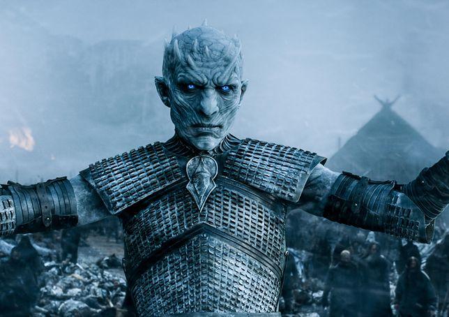 "Nocny Król - to on jest postrachem 8. sezonu ""Gry o tron"""