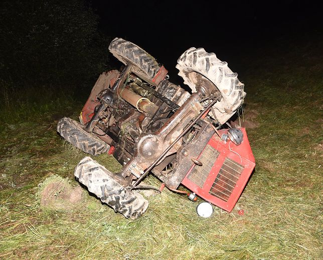 Wypadki podczas prac w polu. 4 osoby nie żyją