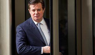 W sierpniu sąd skazał Paula Manaforta za przestępstwa finansowe