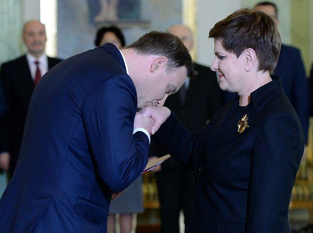 Beata Szydło dziękuje za wspólne dwa lata. To pożegnanie?