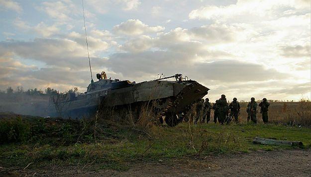 W Donbasie zginęli żołnierze sił rządowych