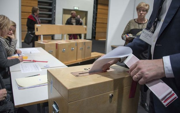 Rozpoczęły się wybory prezydenckie w Bułgarii