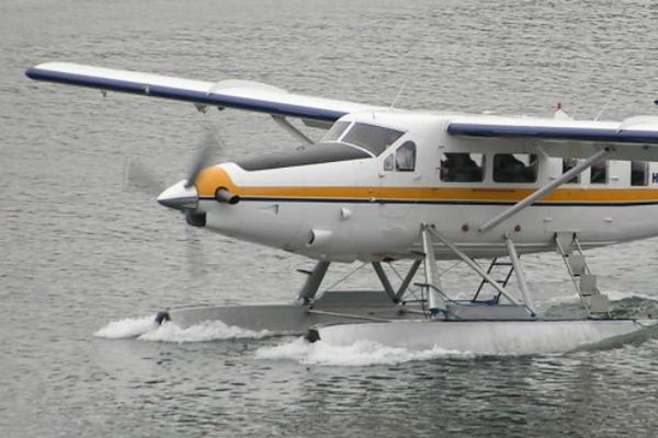 Samolot typu DeHavilland DHC-3 Otter
