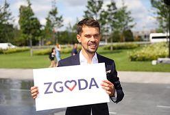 Michał Kołodziejczak założył partię niecały miesiąc temu. Teraz zawiesza działalność
