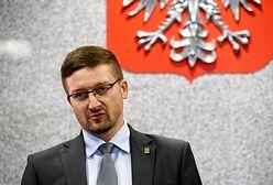 """Sędzia Paweł Juszczyszyn nie przyszedł do pracy. """"Usprawiedliwiona nieobecność"""""""