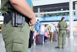 Warszawa. Awantura na lotnisku. Dyplomaty nie wpuszczono do samolotu