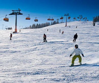 Stacja narciarska Zieleniec w Dusznikach-Zdroju
