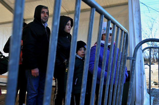 Bijatyka na granicy grecko-macedońskiej: jeden Pakistańczyk nie żyje, dwóch jest rannych