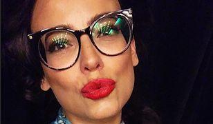 Anna Mucha bez makijażu. Naturalnie piękna
