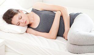 Ból podczas miesiączki może świadczyć o chorobie