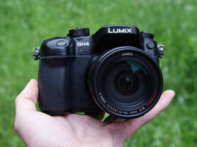 Recenzja: Aparat Panasonic Lumix GH4 4K