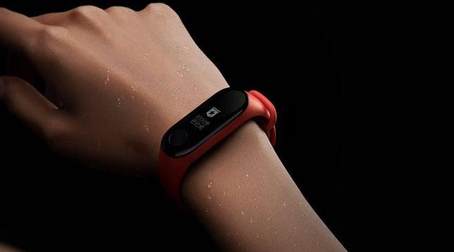 Xiaomi Mi Band 4 z kolorowym wyświetlaczem