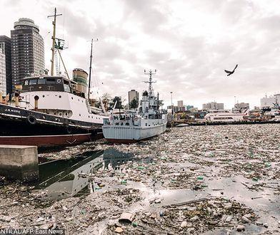 Tak wyglądał 28 kwietnia port w Durban