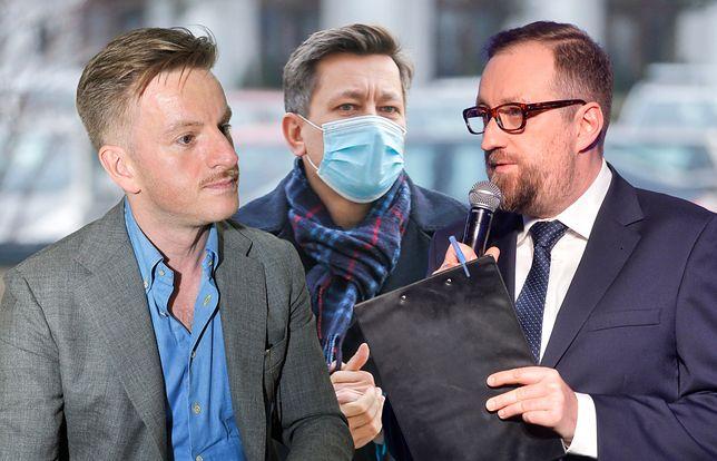 Twardoch i Nogaś są wściekli na sytuację ze szczepionkami.  Dworczyk zatrzymał rejestrację.
