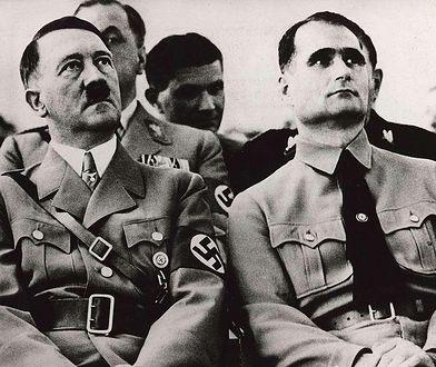 Rudolf Hess – zagadka zastępcy Hitlera rozwiązana. Teoria spiskowa została obalona po 70 latach