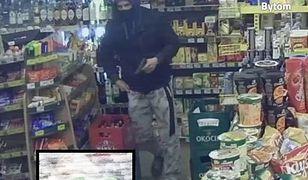 Policja prosi o pomoc w ustaleniu tożsamości mężczyzn, którzy napadli na sklep w Bytomiu