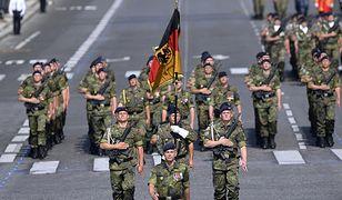 Skandal w niemieckiej armii. W koszarach znaleziono pamiątki po hitlerowskiej armii