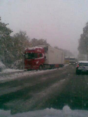 Zima zaatakowała - zdjęcia Internautów