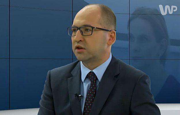 Adam Bielan zasugerował, że momentem, kiedy zmiany w rządzie zostaną ogłoszone, będzie 16 listopada