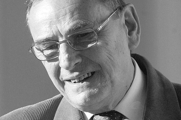 Zbigniew Romaszewski nie żyje
