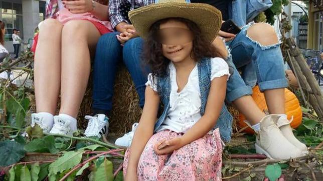 7-letnia Yasmin