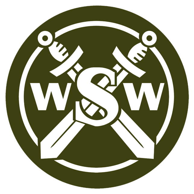 Emblemat naramienny WSW