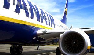 Ryanair odwołuje kolejne loty. Od poniedziałku do środy anulują 166 połączeń