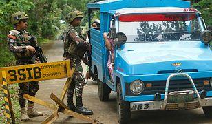 Filipiny: marines znaleźli ciało ściętego niemieckiego zakładnika