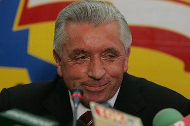 Lepper popiera Kaczyńskiego