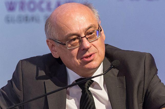 O swojej decyzji prof. Krasnodębski poinformował za pośrednictwem Twittera
