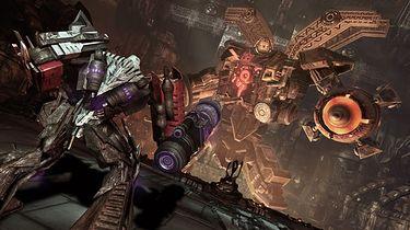 Po pokazie: Transformers: War for Cybertron