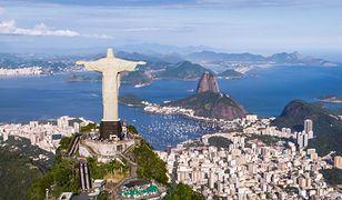 Rio de Janeiro. Pomnik Chrystusa Zbawiciela ma już 90 lat