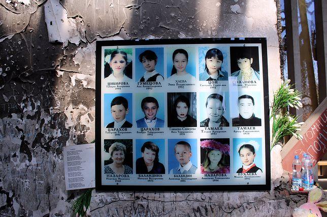 Biesłan. 14 lat temu zginęły tutaj 334 osoby, w tym 156 dzieci