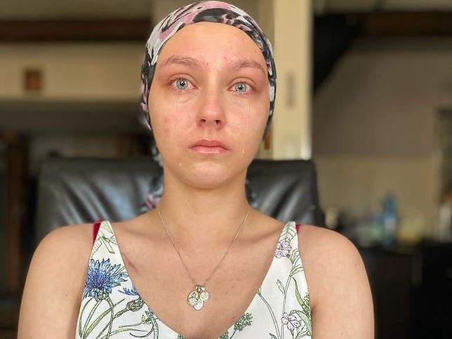 Julia Kuczała walczy o życie