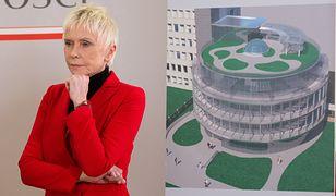 Ewa Błaszczyk chciała ruszyć z budową kolejnej kliniki Budzik. Boi się, że koronawirus pokrzyżuje jej plany