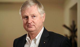 """Jerzy Milewski: Lech Kaczyński mówił mi, że """"sprawy są już na śmierć i życie"""""""