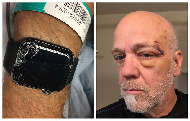 Apple Watch Series 4 posiada funkcję wykrywania upadku