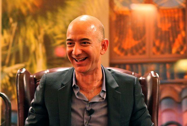 Jeff Bezos, jeden z najbogatszych ludzi na świecie