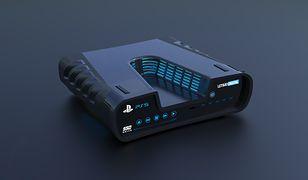Jak wyglądać będzie PS5?