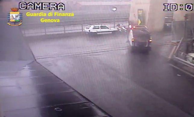 Opublikowano nieznane nagranie z katastrofy w Genui