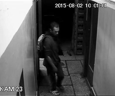 Policja poszukuje mężczyzny. Jest podejrzany o kradzież