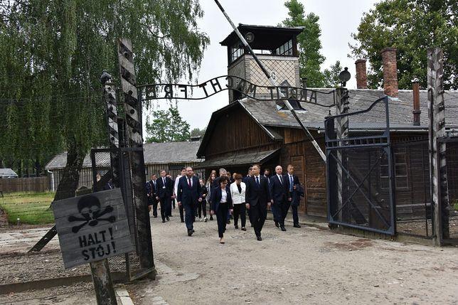 Auschwitz. 80 lat temu Niemcy przywieźli do obozu 728 Polaków