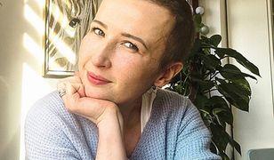 Aleksandra Wiederek-Barańska zachorowała na raka w wieku 29 lat (Fot. Instagarm)