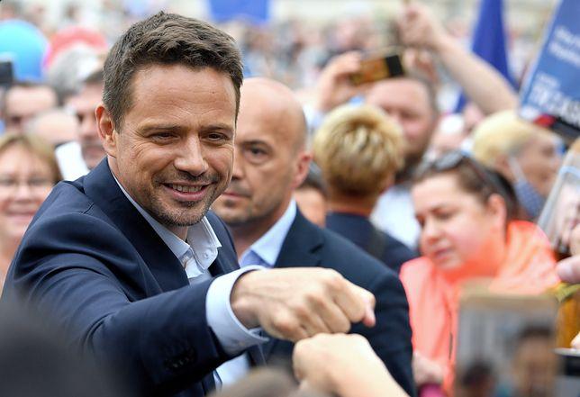 Wybory prezydenckie. Rafał Trzaskowski przedstawił program wyborczy