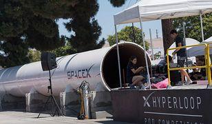 Hyperloop TUM niemieckiej produkcji pobił kolejny rekord