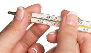 Pękł ci termometr rtęciowy? Zobacz, co powinieneś zrobić